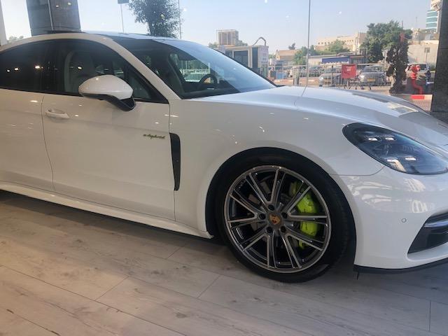 פורשה פאנמרה | Porsche panamera 4E Hybrid