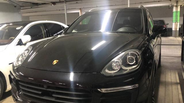 פורשה קאיין היבריד | Porsche cayeen Hybrid